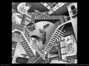 m_c_escher_006_relativita_1953